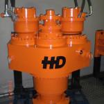 Driller - HD Engineering ВРАЩАТЕЛЬНЫЕ МЕХАНИЗМЫ