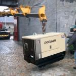 Driller - Generaattorit